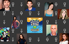 Cast of Operation Frog Effect